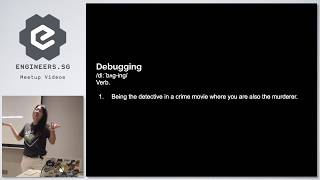 How to debug - JuniorDevSG