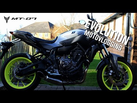 I BOUGHT A NEW MOTORBIKE! (CBT to A2 License)