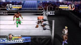 WWE All Stars Path of Champions - Orton