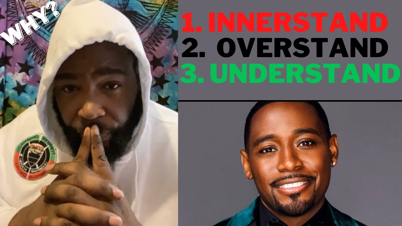 Dr Umar Johnson Reveals WHY Repeat Things 3 Times? / Kountry Wayne / ALL Announcements