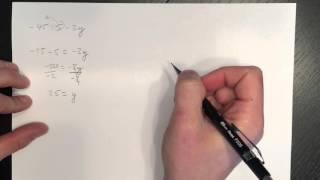 2-Step Equations