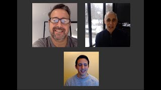 What's On Your Mind? #WOYM Ep17 David Perlin & Anthony Iser