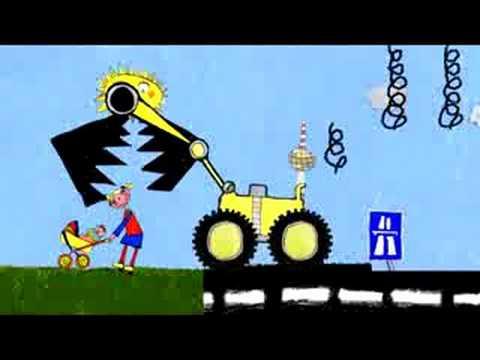 Stadtautobahn A100: Das Autobahn-Monster frisst sich durch Berlin