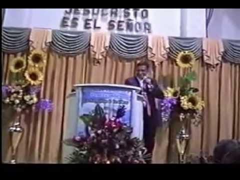 Entrando y saliendo del sepulcro espiritual Pastor Roberto Sánchez Ecuador