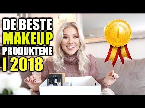 De BESTE Makeup produktene 2018!
