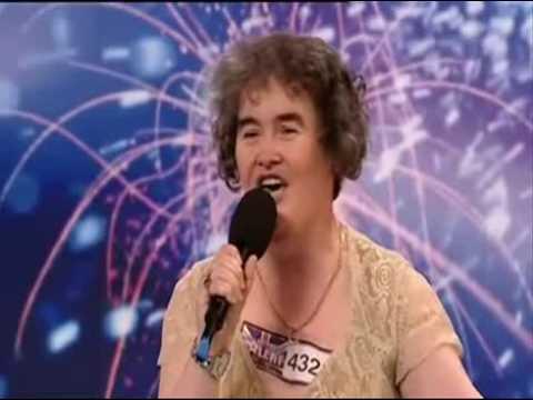 Susan Boyle I dreamed a dream magyar felirat