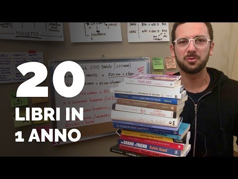 Come Leggere 20 Libri In 1 Anno (senza Diventare Matto)
