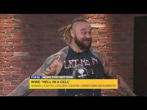 WWE Superstar Fun House Bray Wyatt in Sacramento