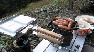 ブログ用動画。 軽トラとインプレッサで楽しく近所の林道ドライブ&朝食...