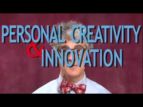Personal Creativity and Innovation