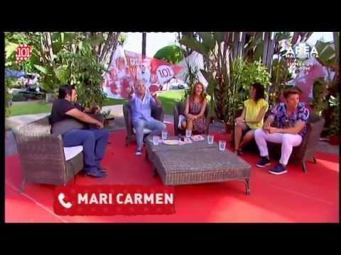 Sandra Cabrera - Entrevista con Eduardo Bandera. Feria de Málaga 2015