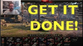 WOT - Get The Mission Done! Live Gameplay | World of Tanks