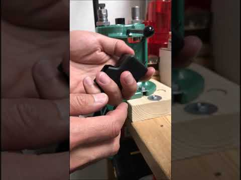 Repeat RCBS Rockchucker Press with Inline Fabrication and