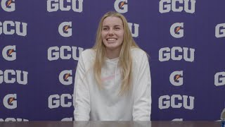 Tavia Rowell Post Game |  Jan. 16 vs New Mexico State