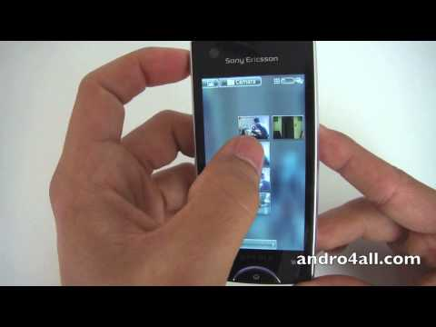 Sony Ericsson Xperia En Espaol Caracteristicas