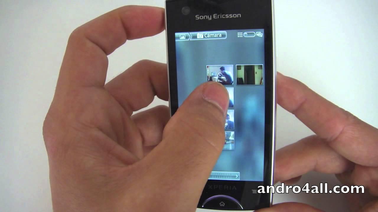 Videoreview SE Xperia Ray [HD][ESPAÑOL] #1