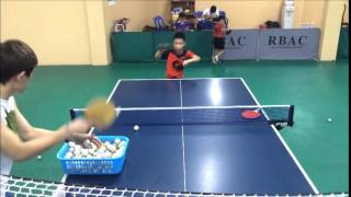 Video 10 years & 7 years old table tennis training download MP3, 3GP, MP4, WEBM, AVI, FLV September 2018