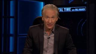 Real Time With Bill Maher: Season 8 Rant (HBO)