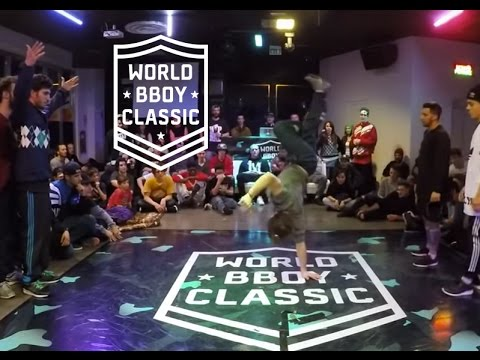 Snap & Daga vs Kacyo & Omed | SEMI FINAL | World BBoy Classic Italy Qualifier 2016