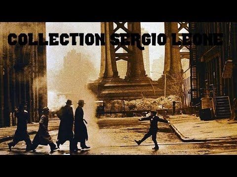 Ma collection de films : Sergio Leone