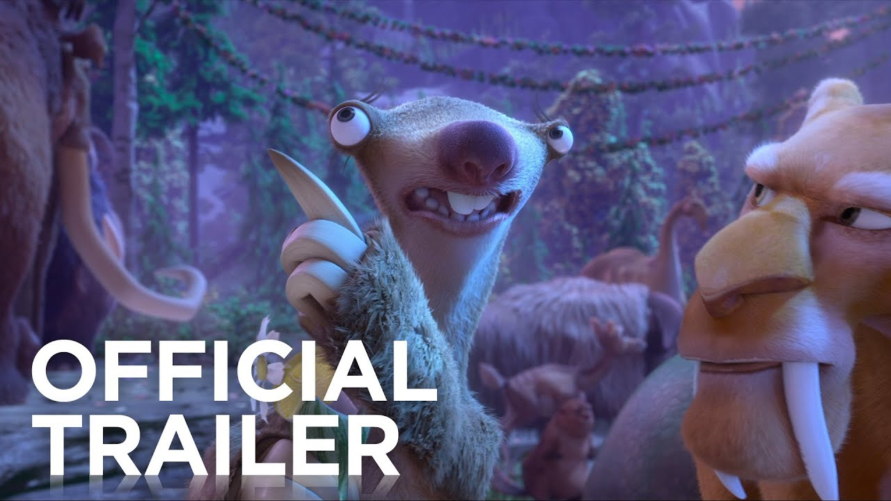 Download ICE AGE: COLLISION COURSE   Official International Trailer 2
