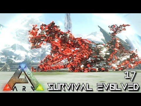 ARK: SURVIVAL EVOLVED - GHOST & UNKNOWN WYVERN !!! | ARK EXTINCTION ETERNAL E17