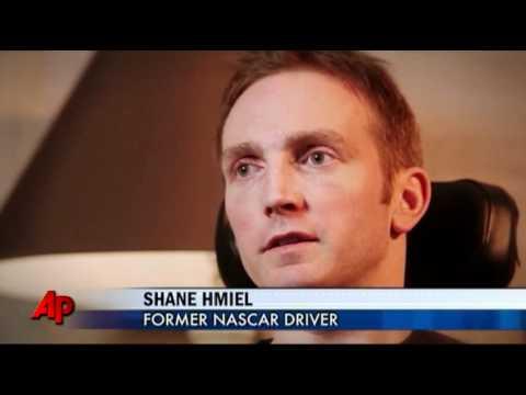 Banned driver back, but NASCAR says no to marijuana-like sponsor