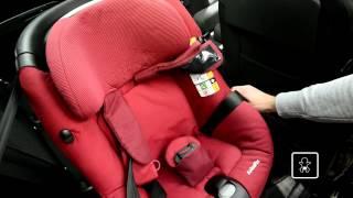 Maxi Cosi autostol Axissfix hos BabySam - Installation