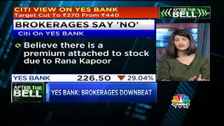 Yes Bank: Brokerages Downbeat
