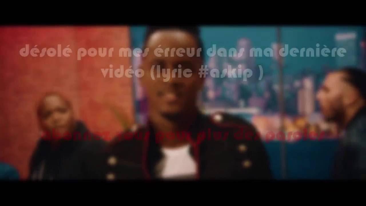 musique black m askip