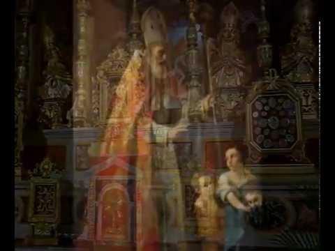 Sanda Necòle va pe mmare (San Nicola va per mare)