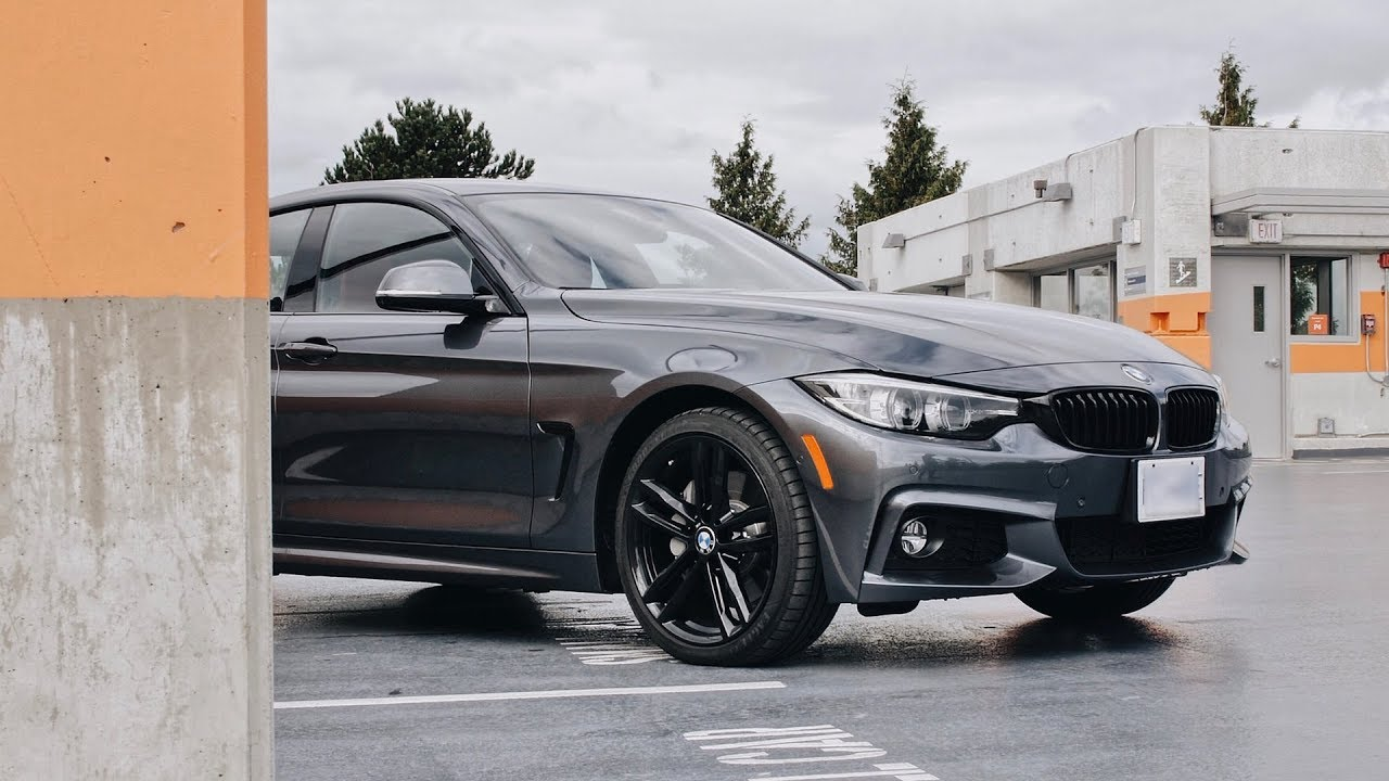 my new car q a 2018 bmw 430i gran coupe youtube. Black Bedroom Furniture Sets. Home Design Ideas