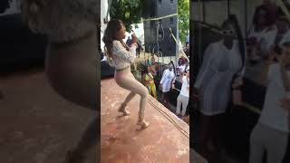 Nelly Cottoy TAKE PEOPLE MAN Live @ Sunrise and Shades 2018