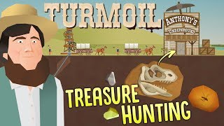 Turmoil - Meeting Anthony The Treasure Hunter! - Gassy Seasons - Turmoil The Heat Is On pt 2