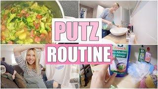 Tägliche Putz Routine im Haus 🏡 | Wirsingeintopf kochen & Fashion Haul | Isabeau