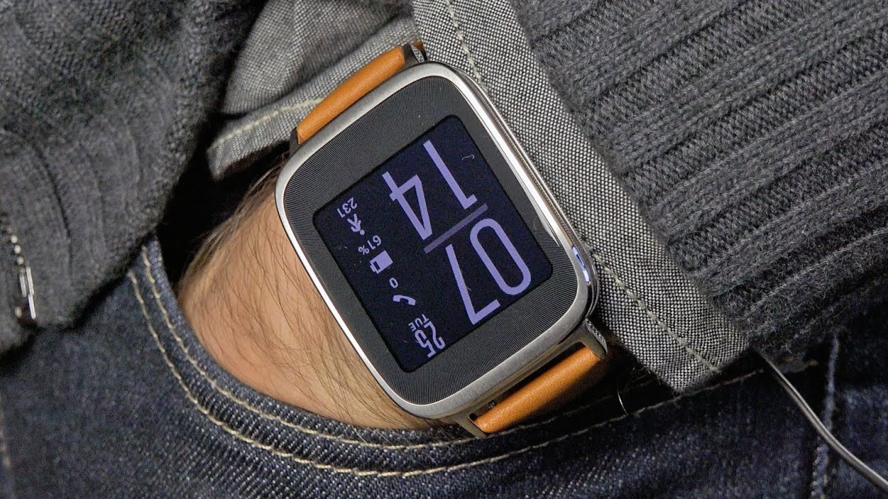 ASUS ZenWatch: Unboxing & Review