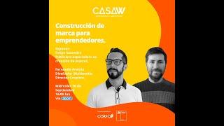 WebinarW: Construcción de marca para emprendedores