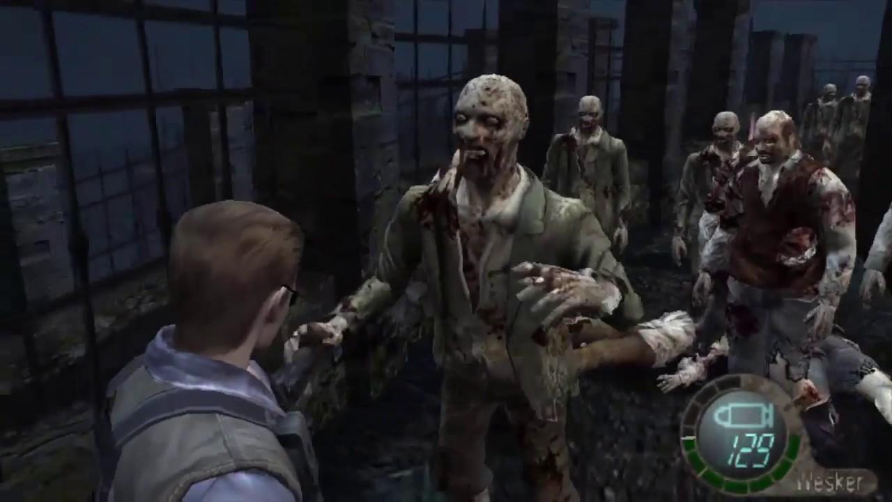 Filme Mortos Vivos with regard to resident evil 4 mod parceiro gameplay em a volta dos mortos vivos