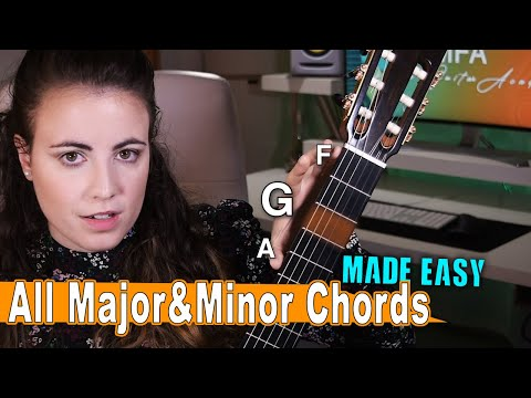 4 TIPS to memorize ANY CHORD on the fretboard