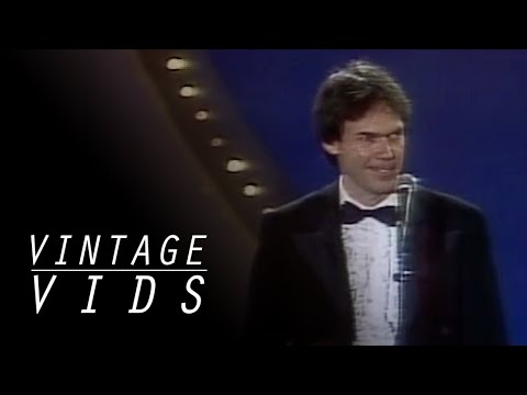 Vintage Vids: Neil Young Inducted into The Canadian Music Hall of Fame  | JUNO TV