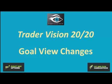 Setting Trading Goals and Strategies - Goal View Improvement
