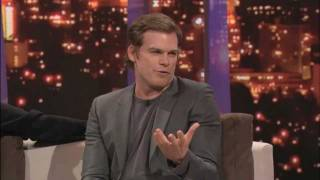 Michael C. Hall on Dexter fans & researching his role - ROVE LA