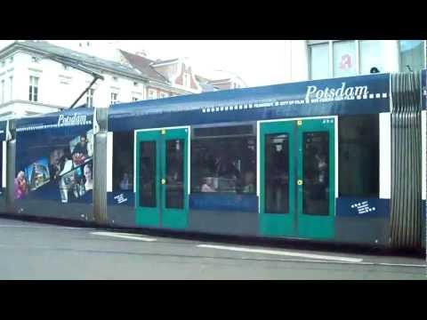 Potsdam trams (germany)