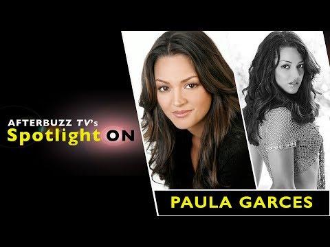Paula Garces   AfterBuzz TV's Spotlight On