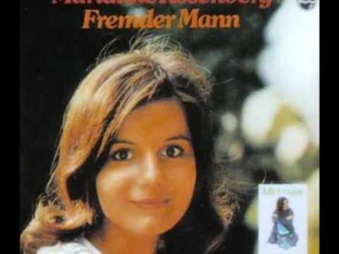 Marianne Rosenberg - Mach die Augen zu (Un banc, un arbre, une rue) 1971