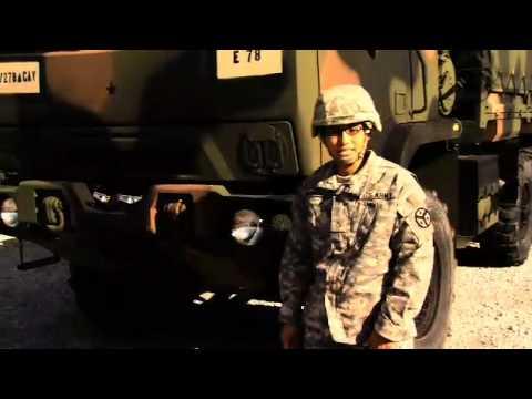 MOS 88M: Motor Transportation Specialist