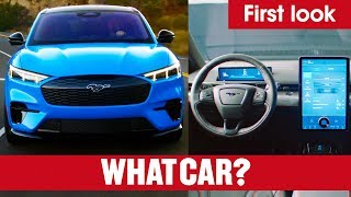 2020 Ford Mustang Mach-E revealed – FULLY electric SUV detailed | What Car?
