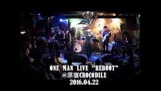 "2016.04.22 Yascotti One Man Live ""REBOOT"" ""旅に出よう"" Written by Y..."