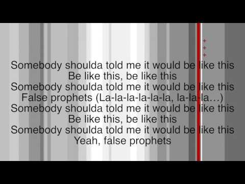 False Prophets Clean Lyrics J Cole