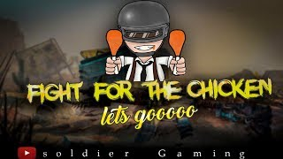 🔴PUBG MOBILE LIVE🔴 SOLDIER GAMING PLAY WITH HIND GAMING || GG ||